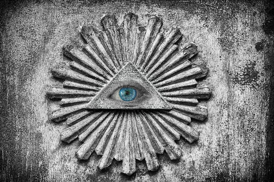 Free Photo Illuminati Conspiracy Eye Symbol Iris Weird Max Pixel