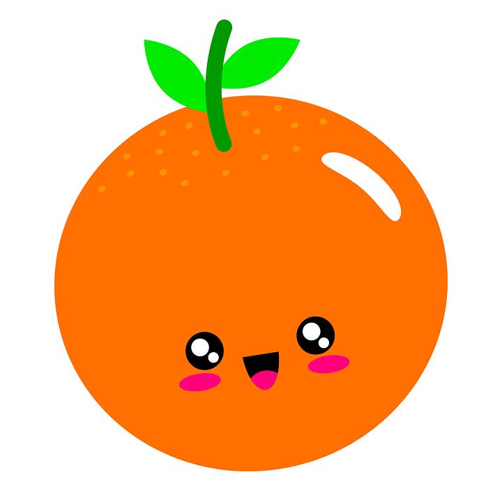 Orange, Illustration, Fruit, Citrus