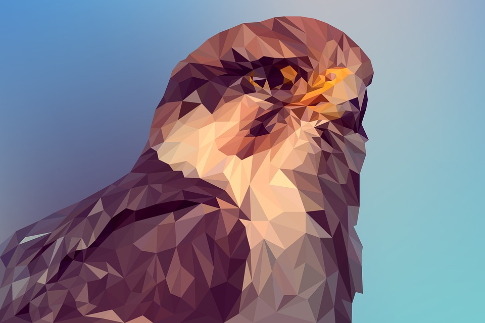 Free Photo Illustration Small Poly Animal Vector Polygon Art Max Pixel