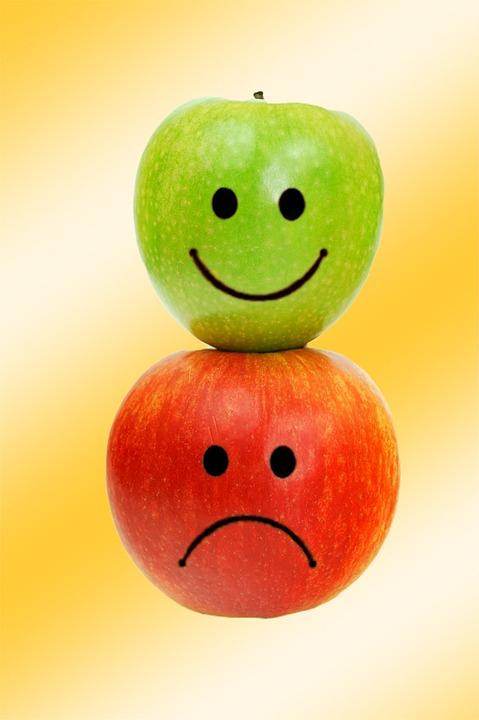 Apple, Sad, Image Editing