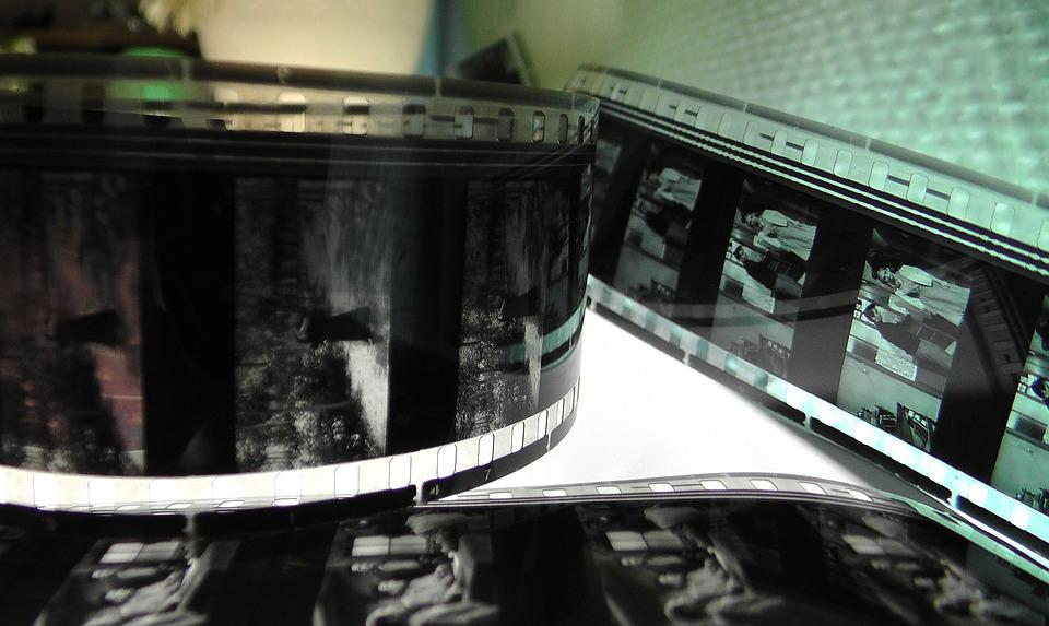 Film, 70mm, Cinema, Projection, Image, Collection, Coil