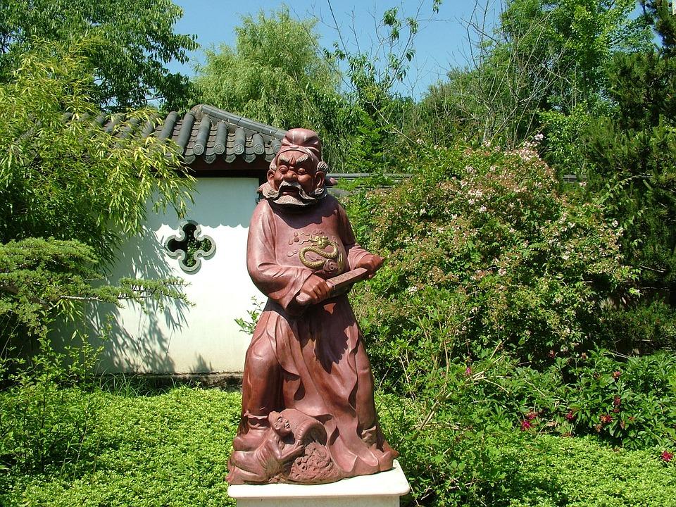 Image, Chinese, Garden