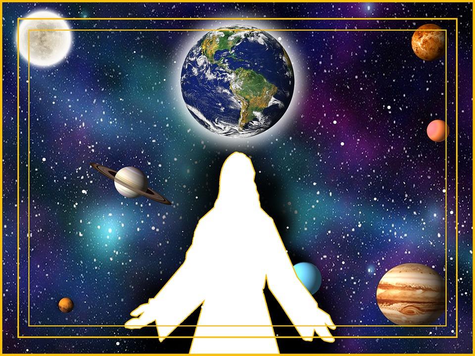 Man, Silhouette, Image, Jesus, Prayer, Faith, Son