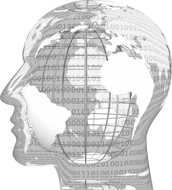 Head, Dream, Globalisation, Thought, Idea, Imagination