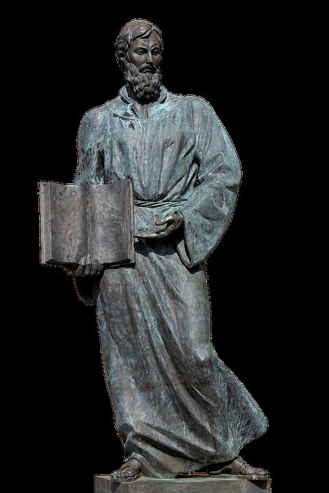 Riseberg, Bartholomew, Immenhausen, Art, Statue, Church