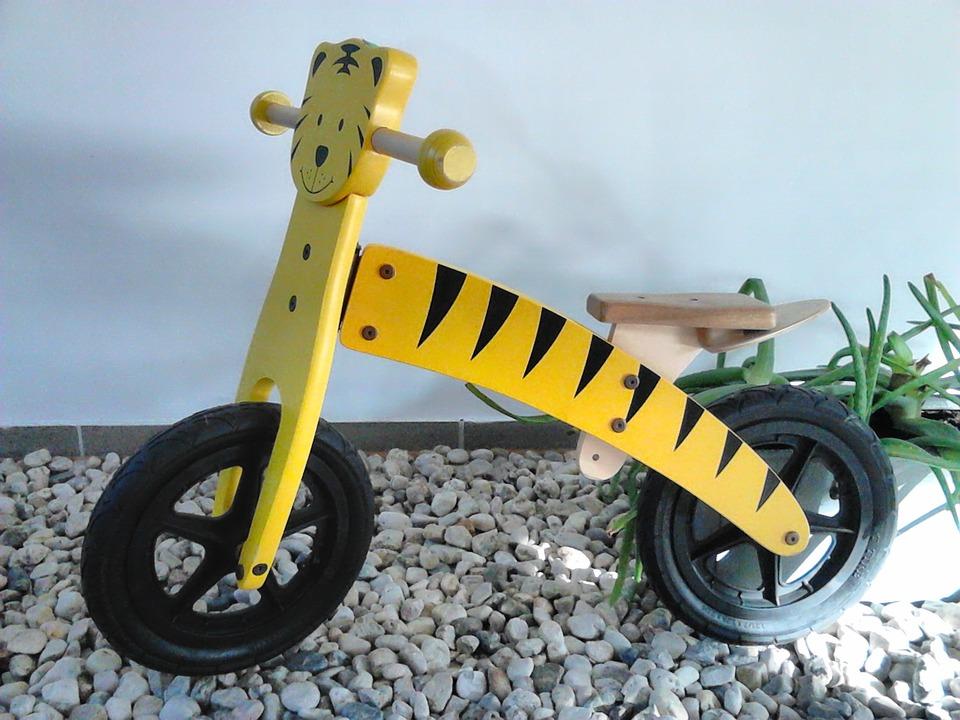 Tiger, Learning Impeller, Impeller, Wood, Trolley