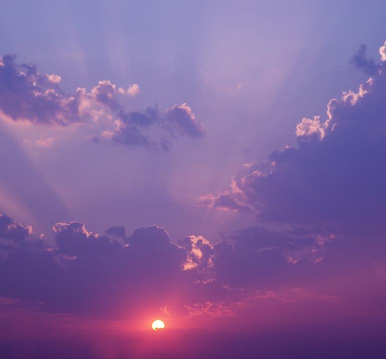 Impression Sunrise, Light, Sky