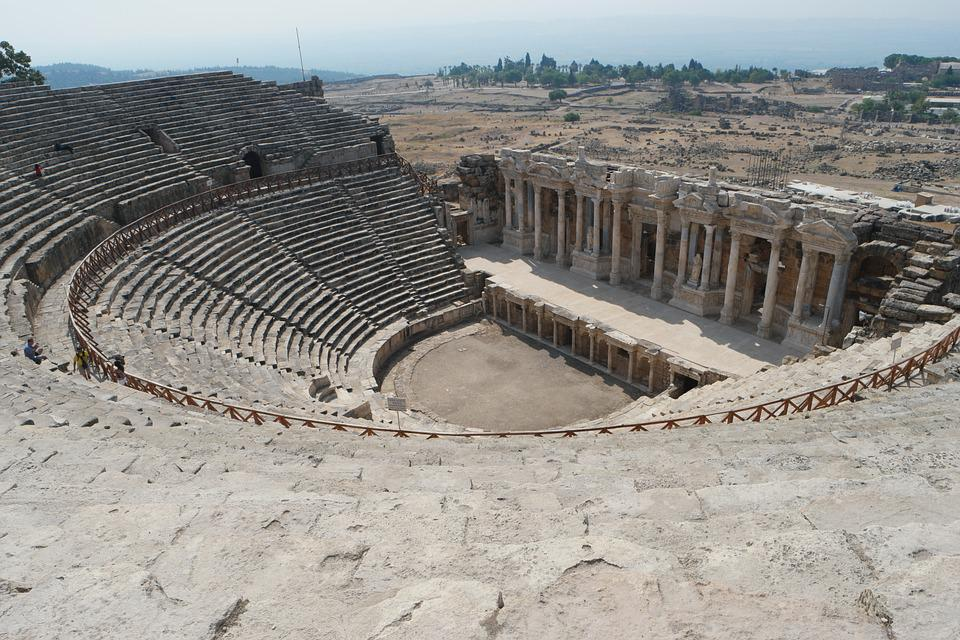 In Ancient Times, The Ancient Stadium, Stadium