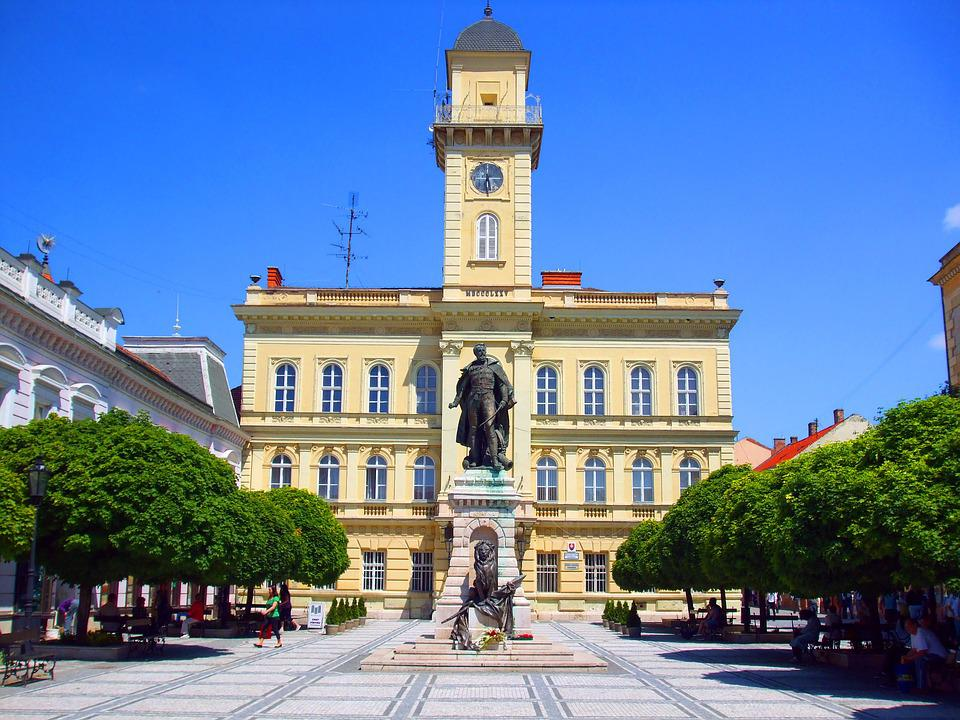 Slovakia, Travel, Excursion, In Europe, City