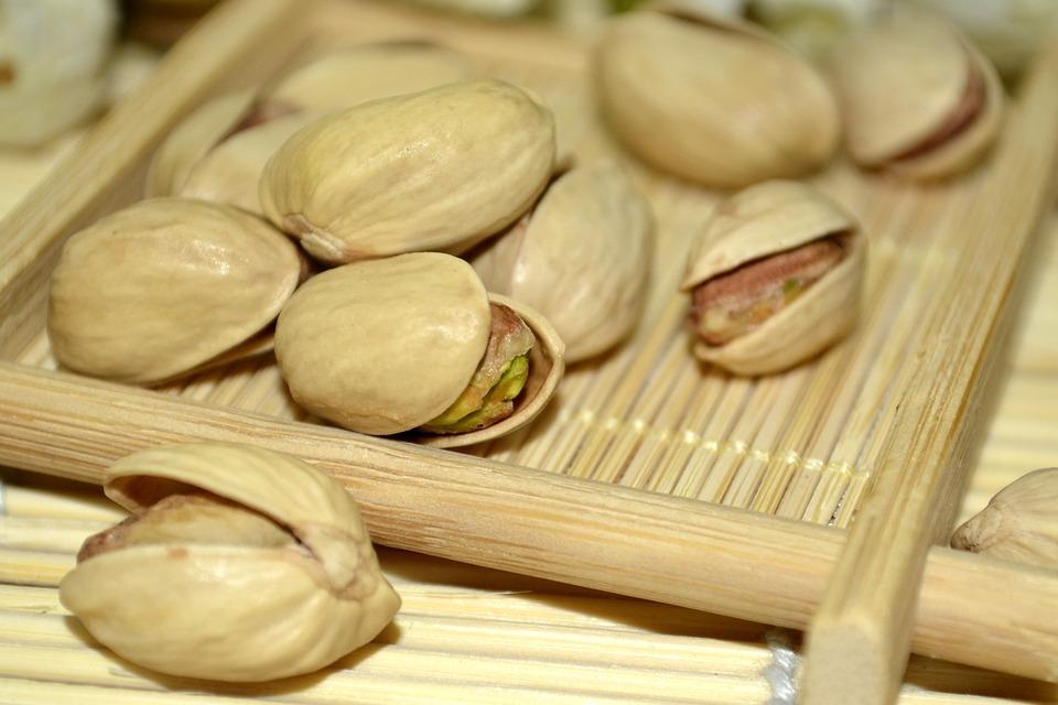 Snacks, Nut, Pistachio, In Xinjiang, Still Life, Indeed