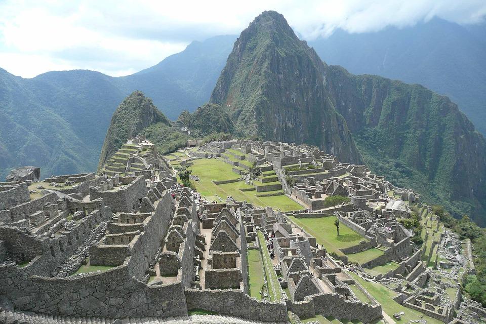 Peru, Machu Picchu, Andes, World Heritage, Inca