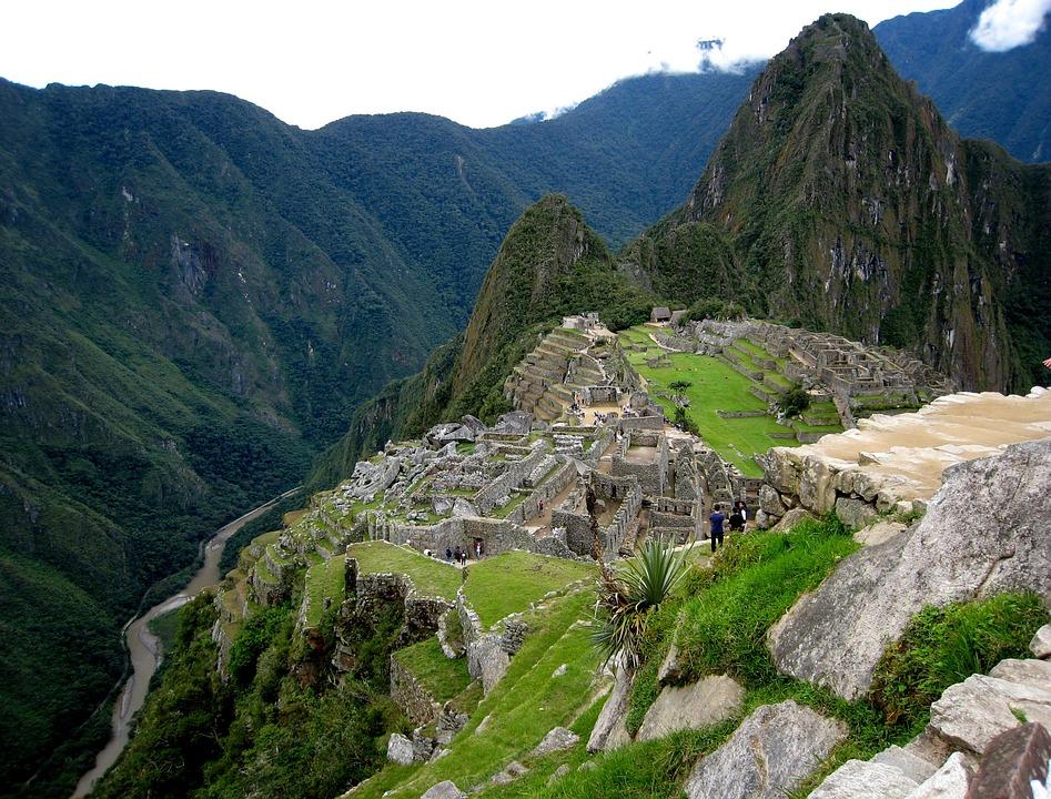 Machu Picchu, Peru, Andes, Incas, Mountain, Scenic