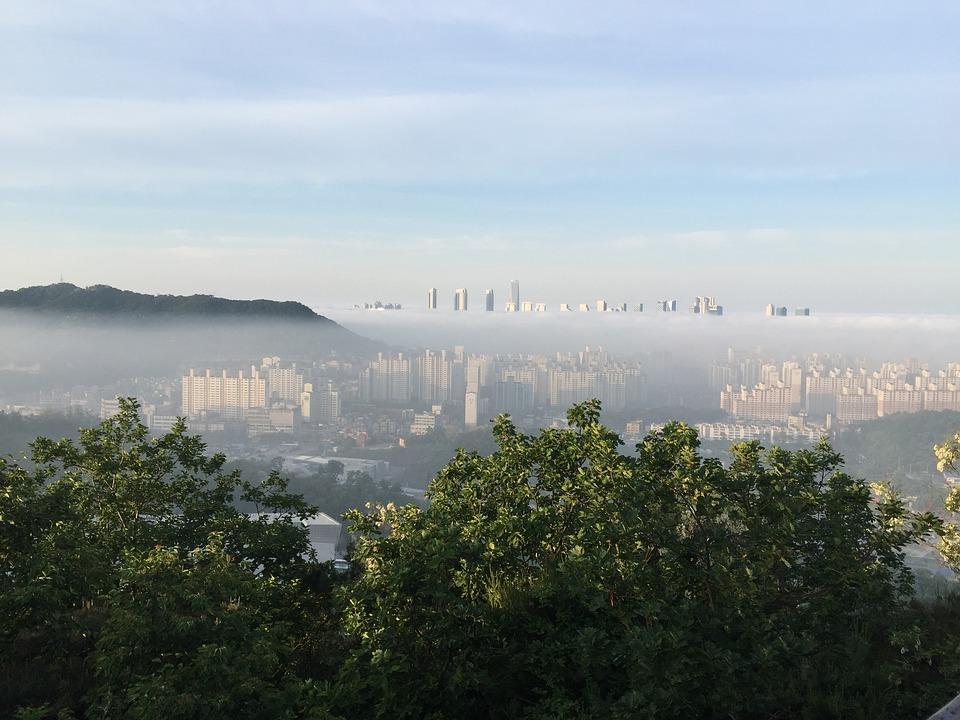 Misty, Incheon Metropolitan City Yeonsu