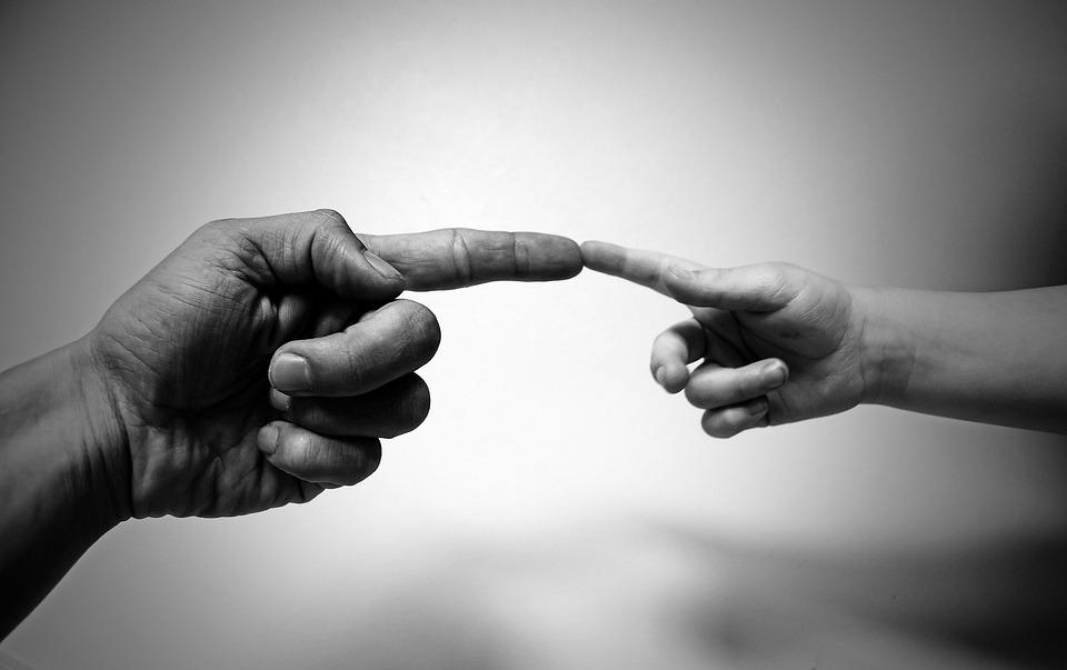 Align Fingers, Index Fingers, Hands, Fingers, Child
