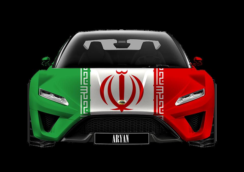 Car, Lotus Elise, Iran, Tajikistan, Afghanistan, India