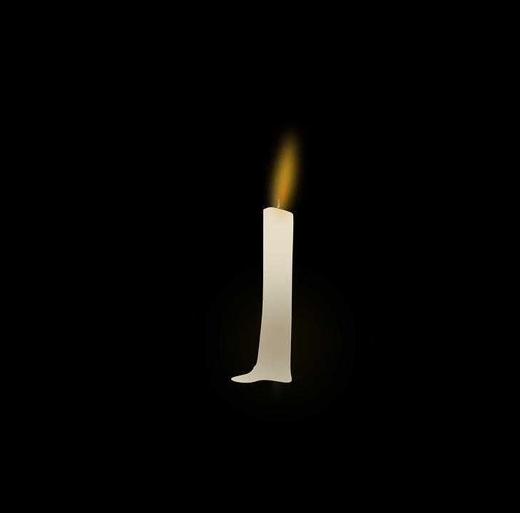 Candle, Flame, Buddha, Buddhist, India, Light, Religion