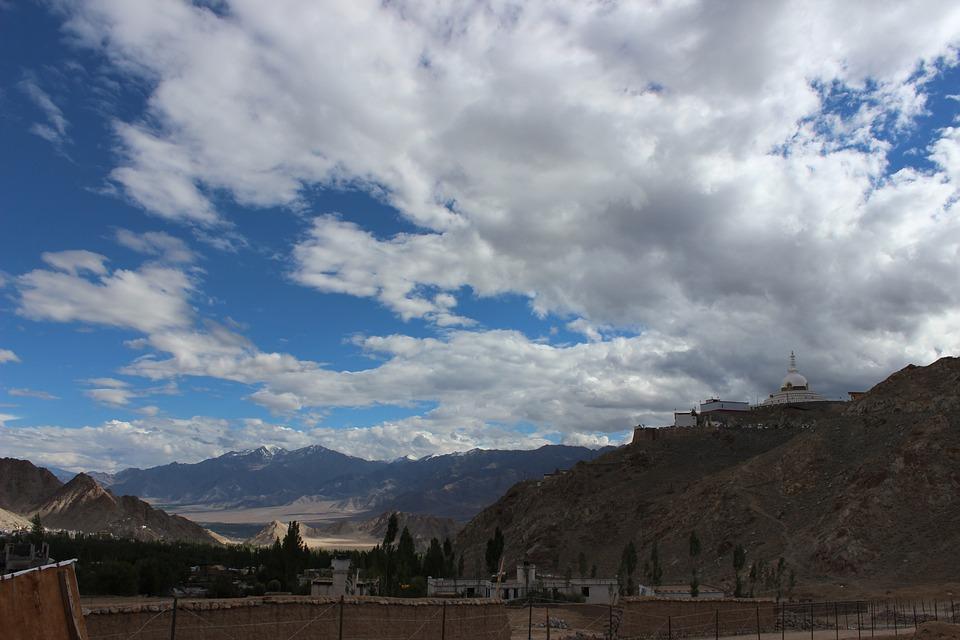India, Mountains, Himalaje, Ladakh