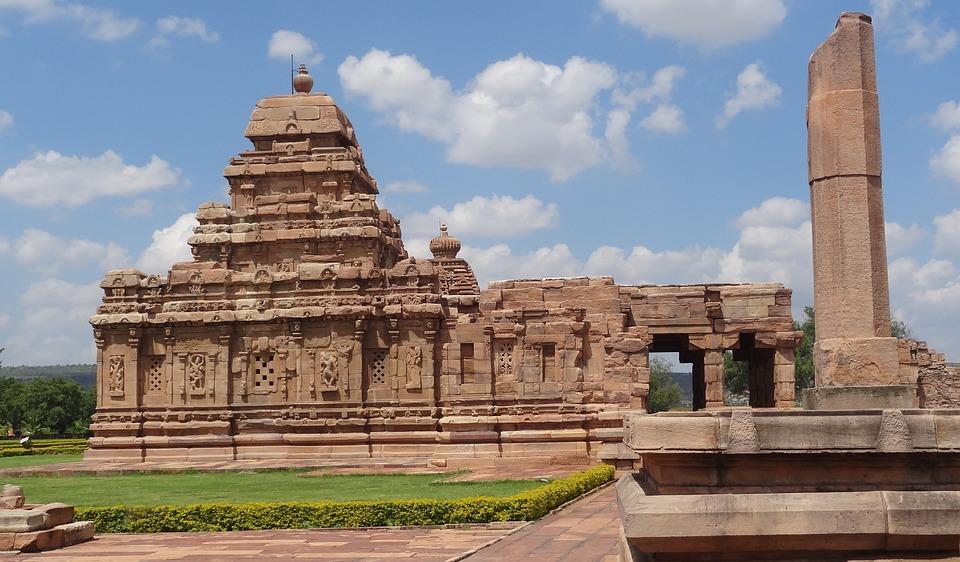Temple, India, Hinduism, Historical, Ancient, Ruins