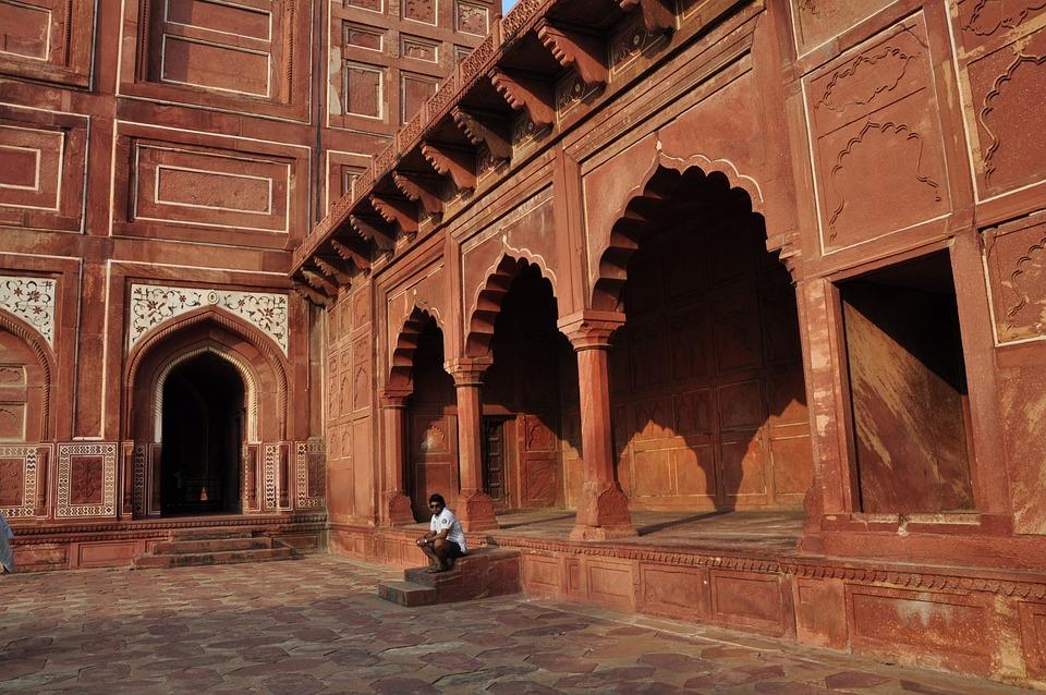 India, Delhi, Taj Mahal