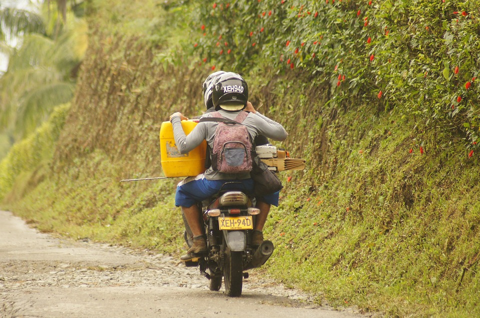 In, The, Field, Motor, India, Quindio