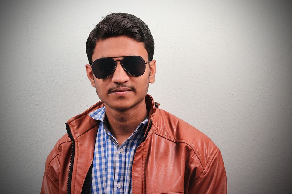 Indian Man, Indian College Student, Indian, Handsome