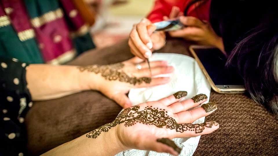 Free Photo Indian Henna Tattoo Indian Wedding Hands Mehndi Max Pixel