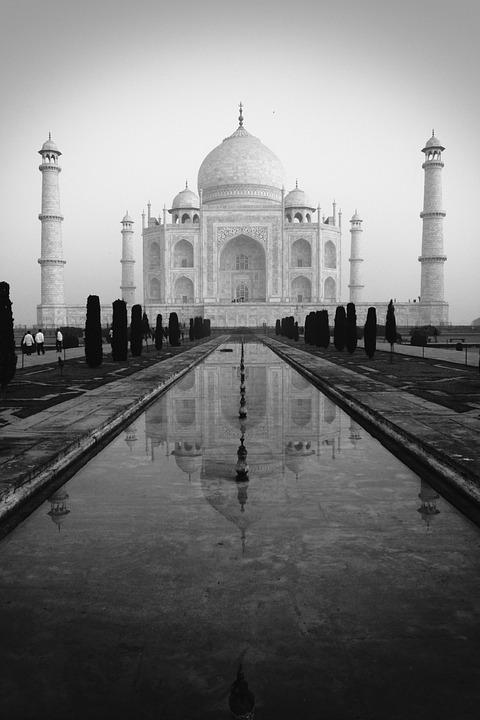 Taj Mahal, India, Travel, Indian, Agra, Love, Building