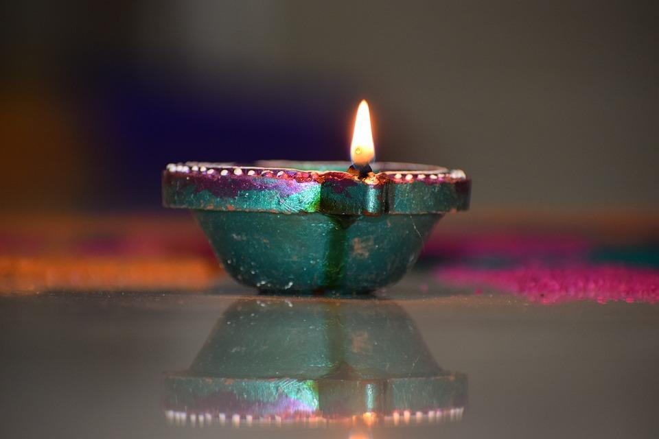 Diwali, Diya, Deepawali, Deepavali, Lamp, Light, Indian