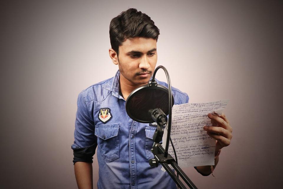 Singer, Indian Singer, Artist, Indian Man