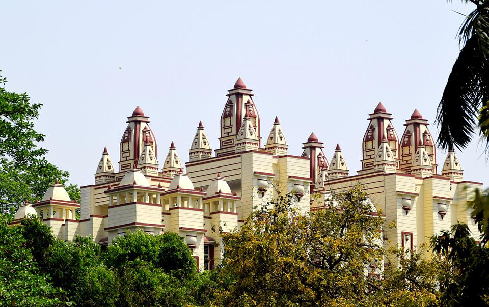 Bhu Temple, Indian Temple, Architecture, Temple