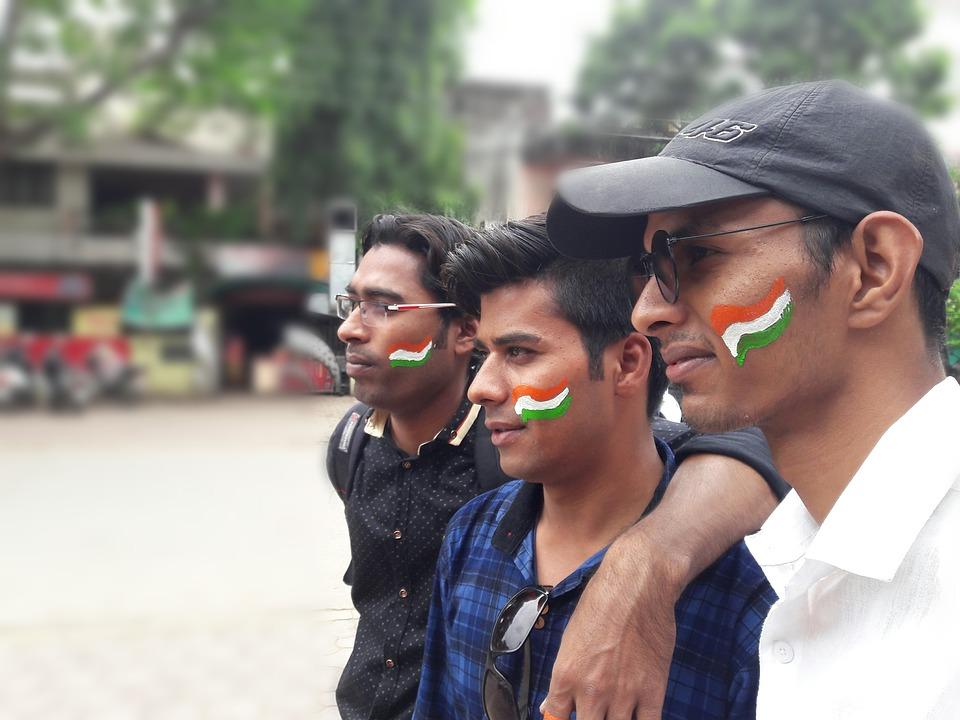 Independence, Day, Flag, Indian Tiranga