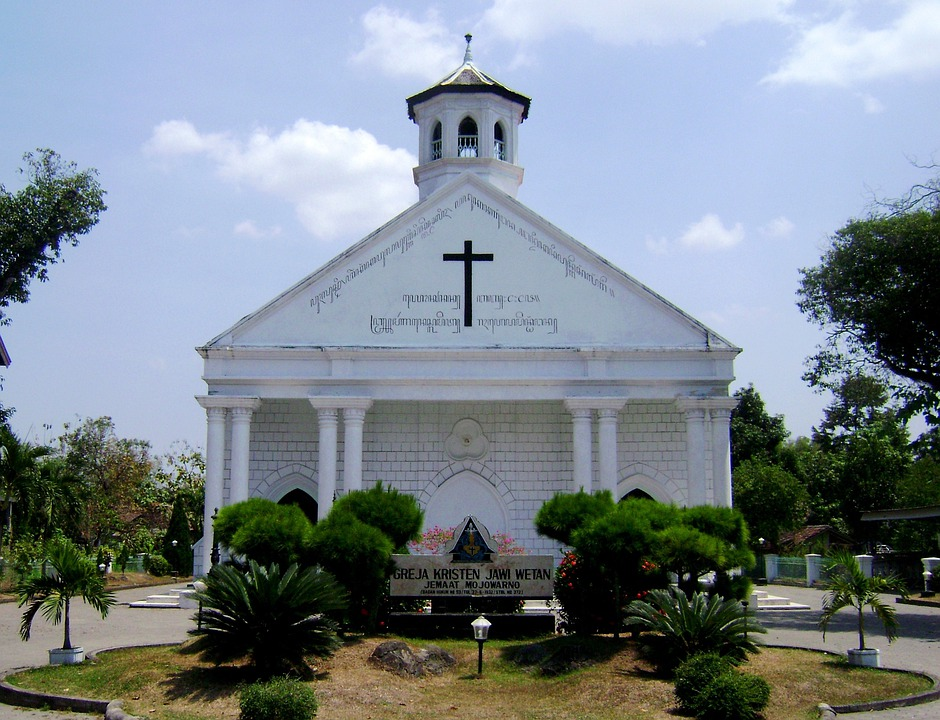 Gereja, Jombang, Jawa Timur, East Java, Java, Indonesia