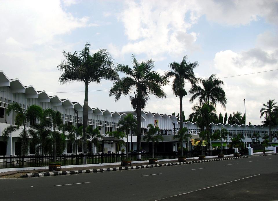 Kantor Pemda, Jember, Jawa Timur, Indonesia, Building