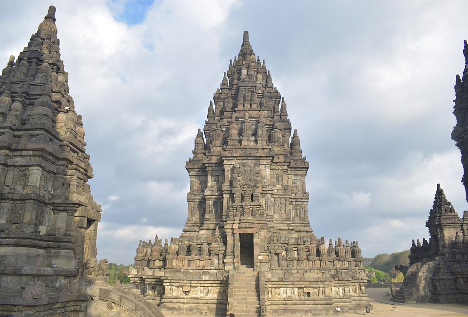 Prambanan, Temple, Unesco, Indonesia, Hinduism