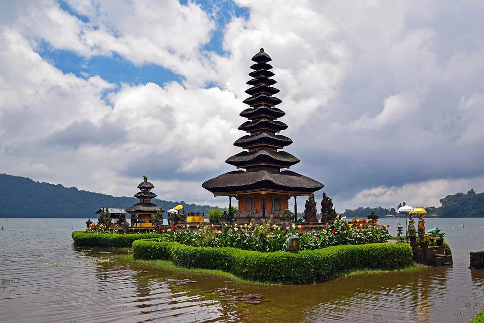 Bali, Indonesia, Travel, Temple, Religion, Religious
