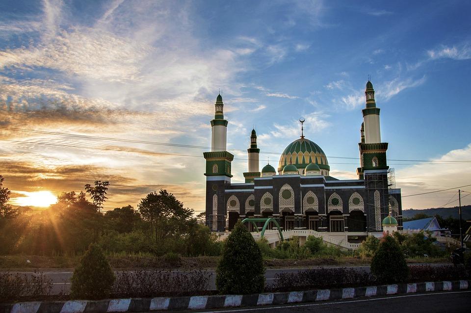 The Mosque, Lebong, Bengkulu, Indonesian