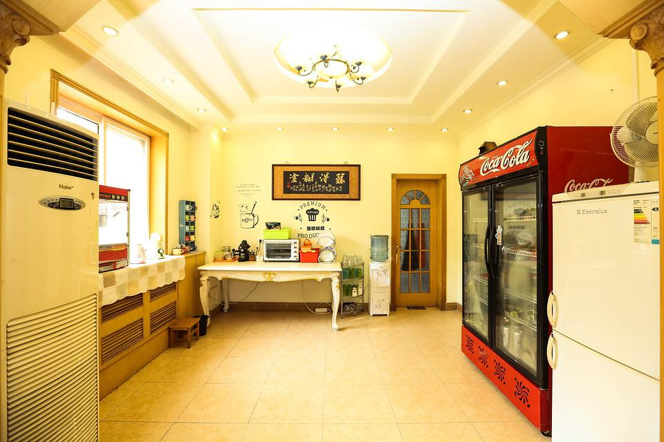 Villa, Party, Kitchen, Indoor