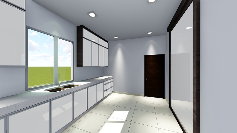 Indoors, Contemporary, Window, Inside, Trading Floor