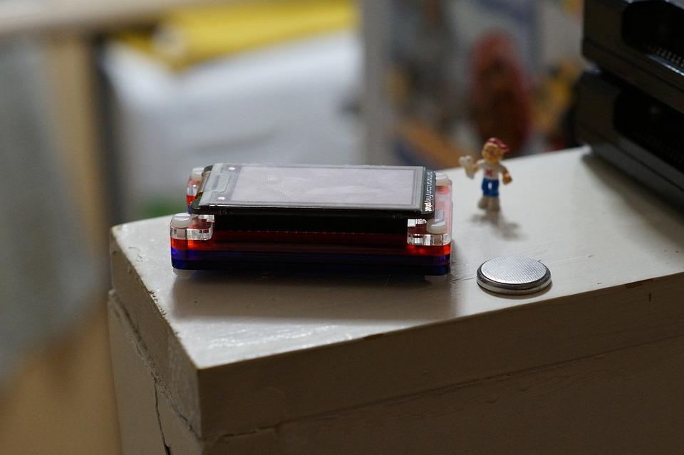 Indoors, Computer, Sbc, Raspberry-pi