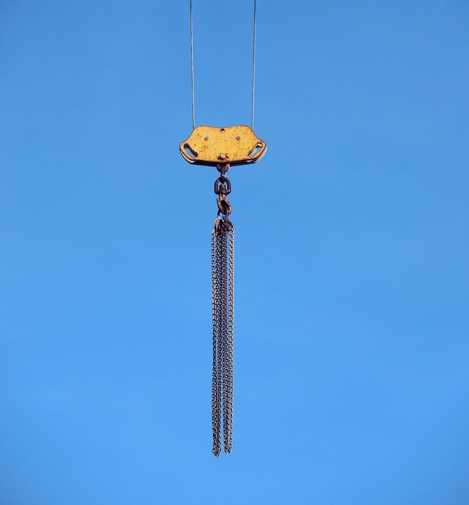 Crane, Hoist, Slings, Industrial Crane, Crane System