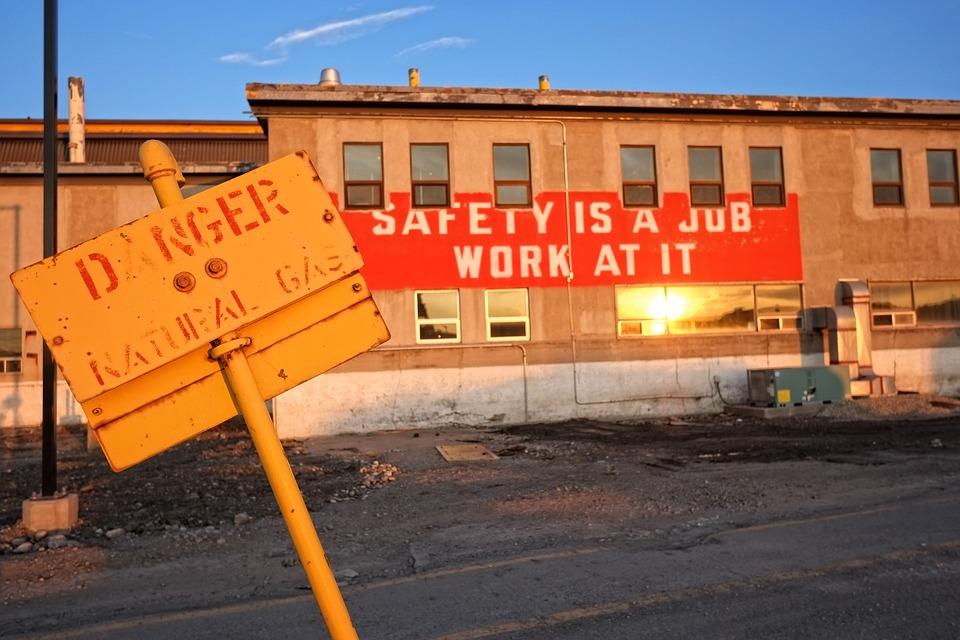 Work Safety, Industrial, Danger, Industry, Safety