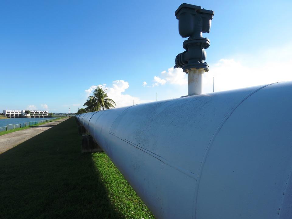 Pipeline, Oil Flow, Oil, Industry, Industrial, Pipe