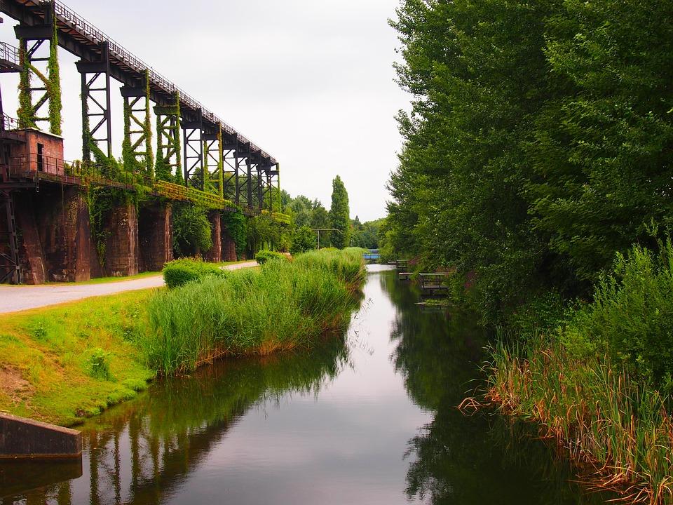 Landscape Park, Duisburg, Industrial Park