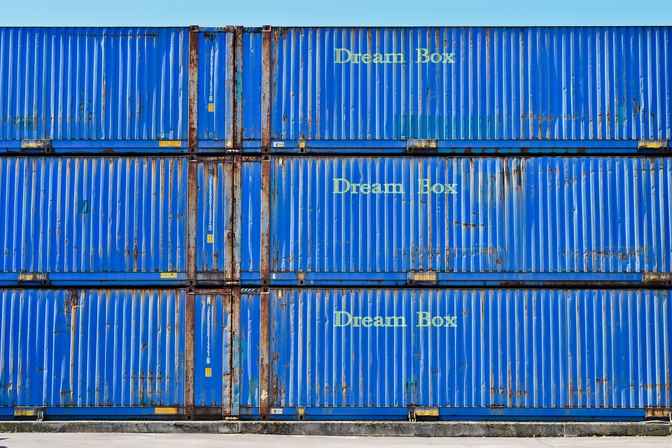 Container, Cargo, Trade, Logistics, Port, Industry