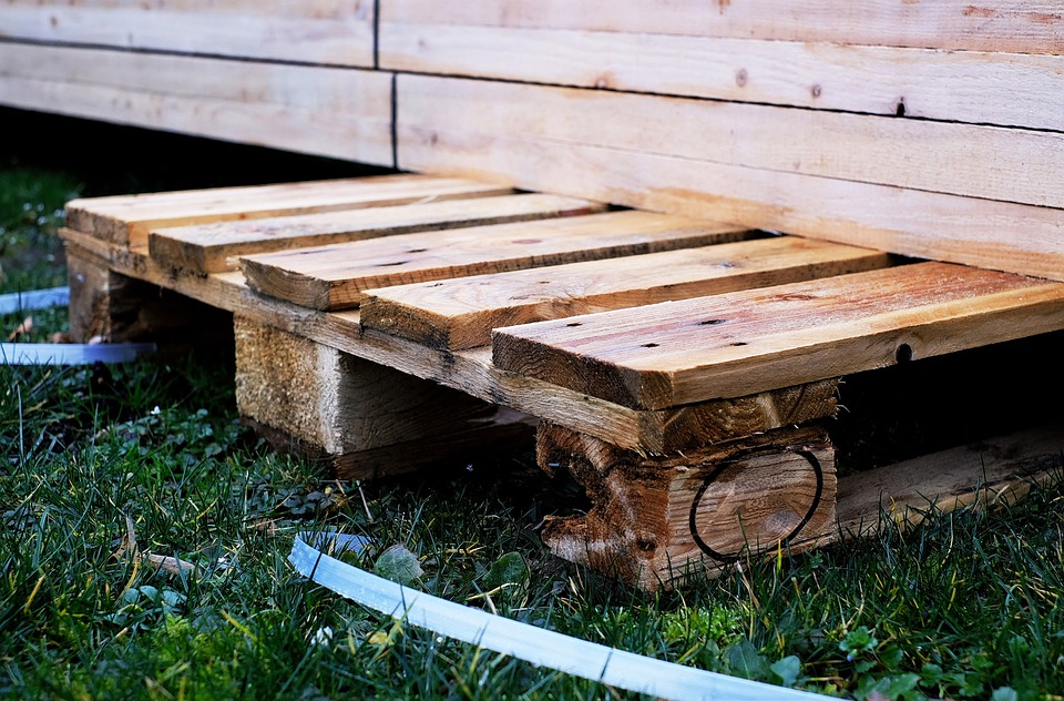 Euro Pallet, Wooden Pallet, Wood, Industry