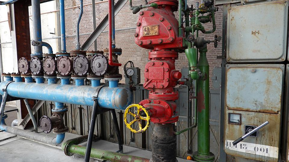 Factory, Industry, Industrial Installation, Machines