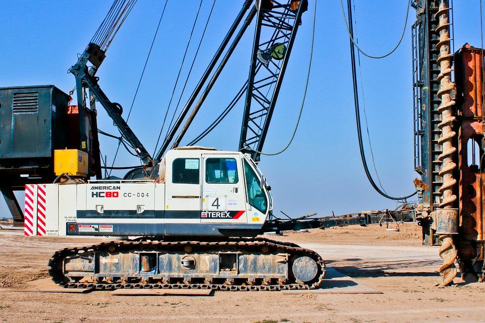 Industry, Machine, Equipment, Heavy
