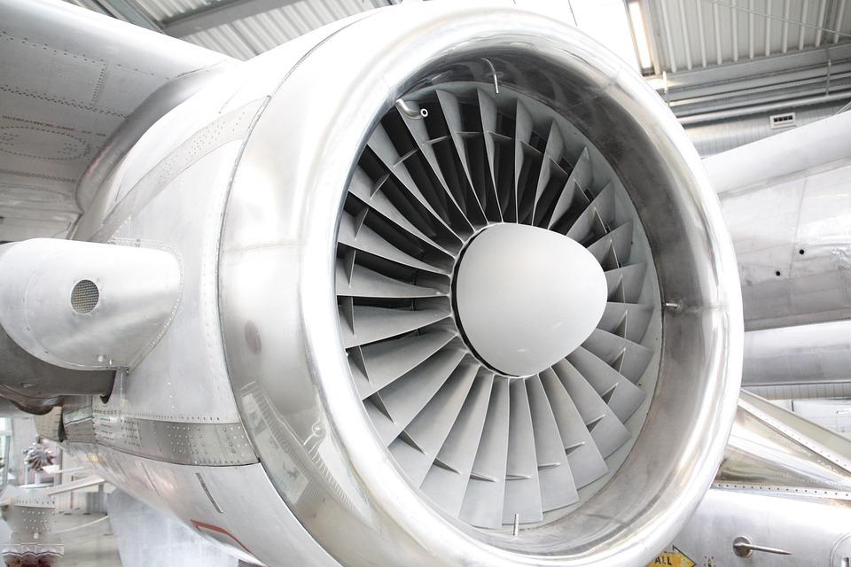 Turbine, Technology, Industry, Aircraft, Motor