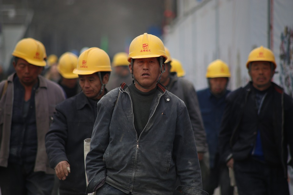 Work, Chinese, Industrial, Professional, Industry