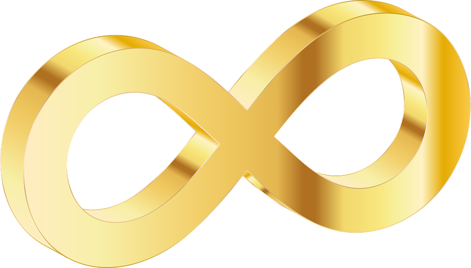 Infinity, Infinite, Repeating, Loop, Forever, Symbol